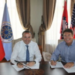 Istanbul School Signs Partnership with UALR